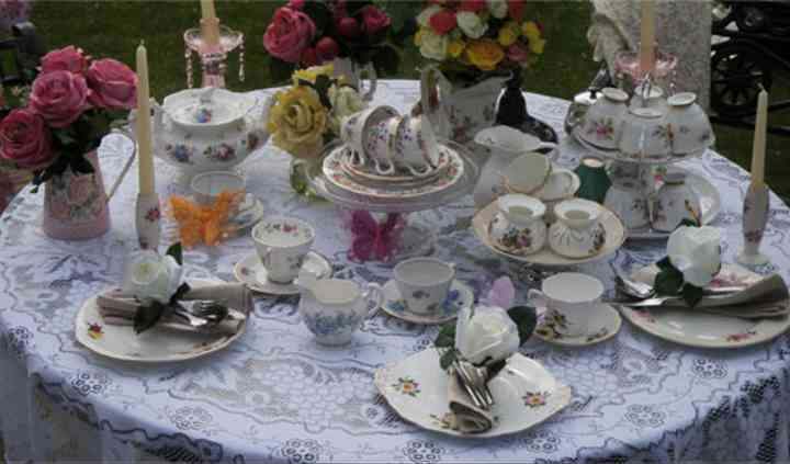 The Afternoon Tea Table