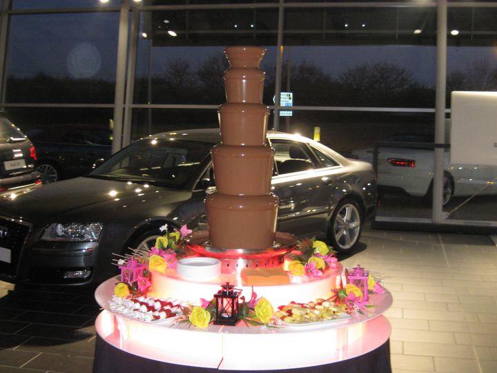Wedding Chocolate Fountain Hire Cheshire