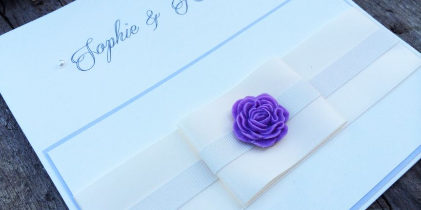 Elegant emellish invite