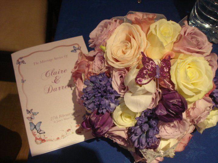 Midsummer Nights Dream bouquet