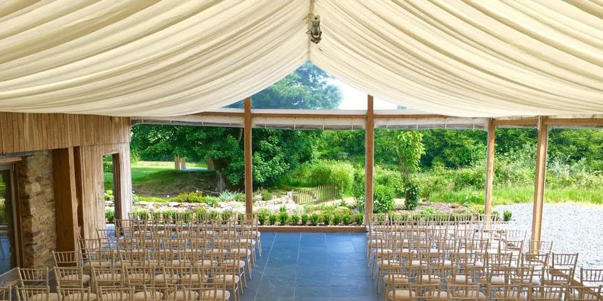 Garden Venue Ceremony