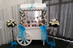 K L H  Elegant decor for weddings