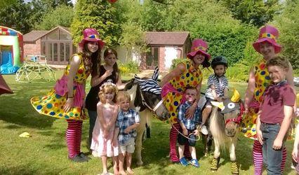 Lollipop Pony Parties - Childcare
