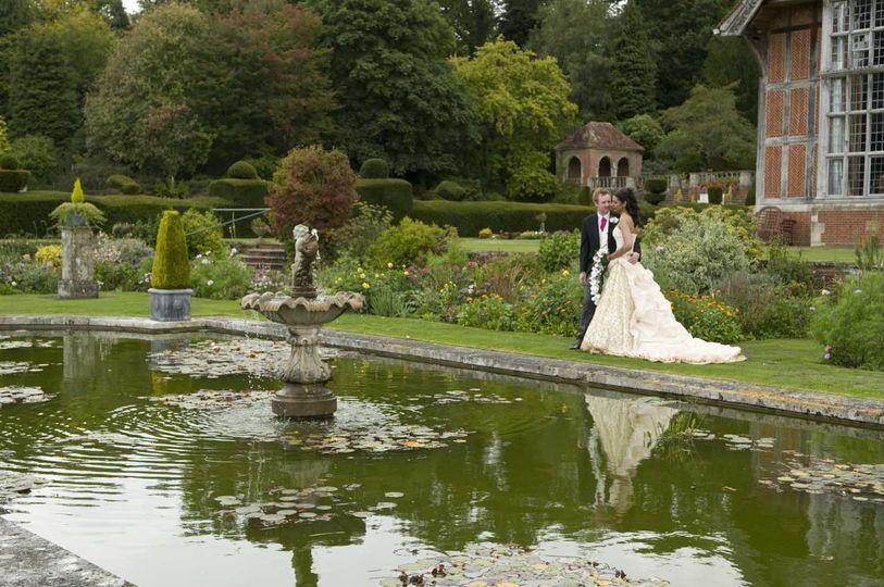 The Gardens at Hamptworth
