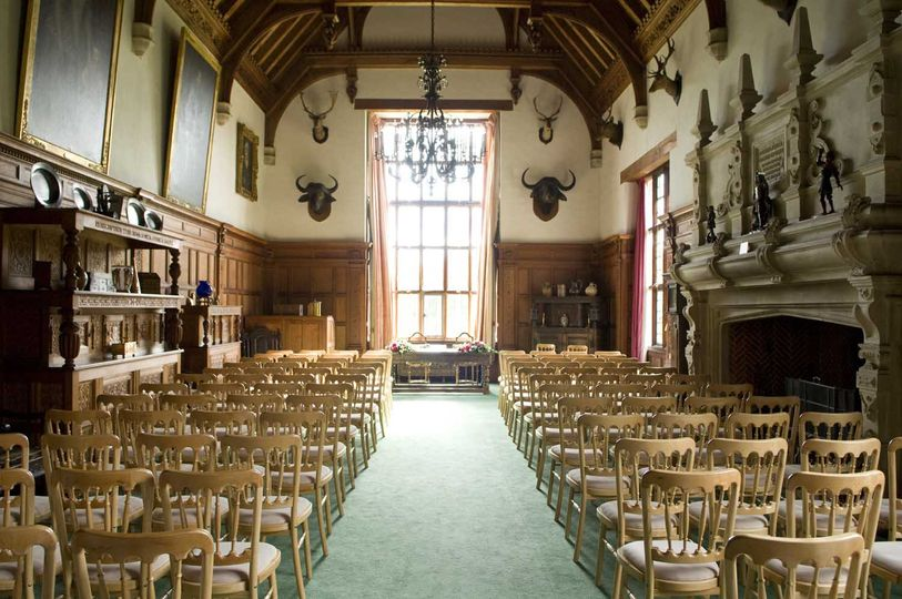 The Great Hall for Civil Ceremony