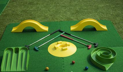 Mobile Crazy Golf