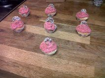 NEW!! Mini Cupcakes used as favors