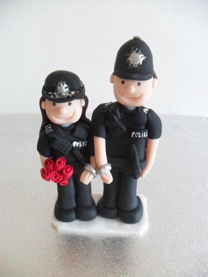 Handcuffed together!