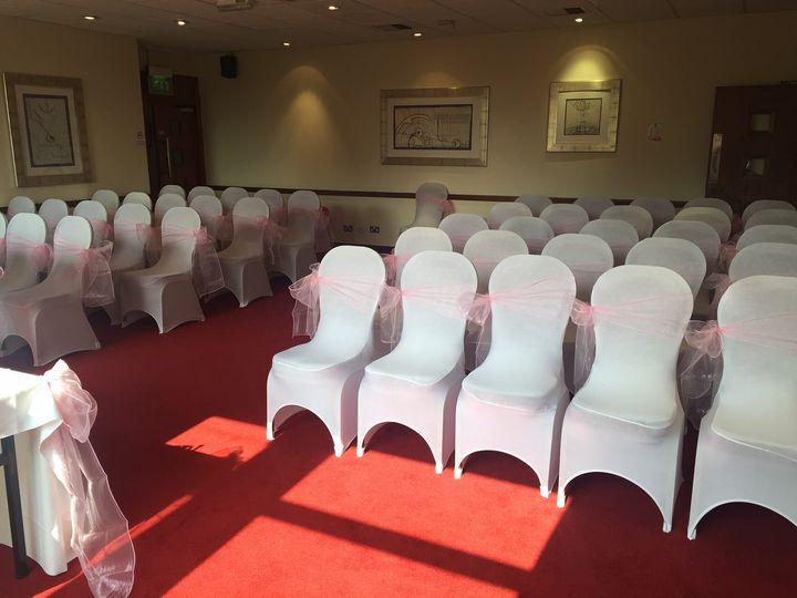 Ceremony room - May 16