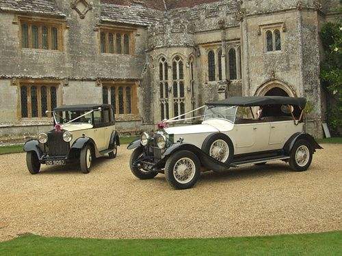 1930 and 1934 cars