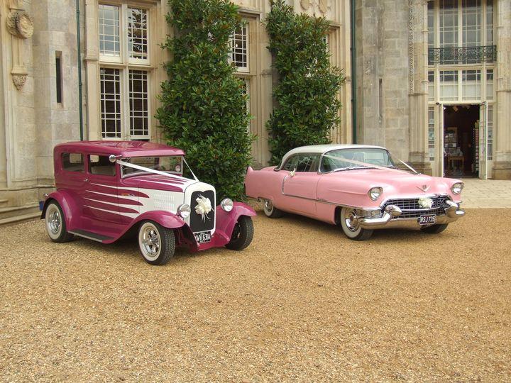 Cadillac & Hot Rod