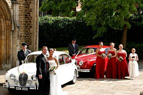 Superwed Cars