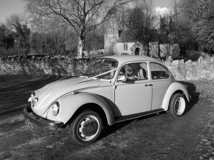 Hettie - VW Beetle