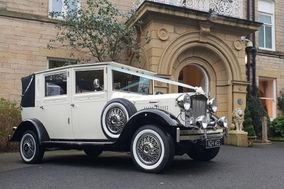 The Bridal Wedding Car