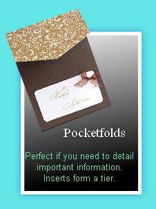 Pocket folds