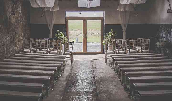 Ceremony Byre Barn