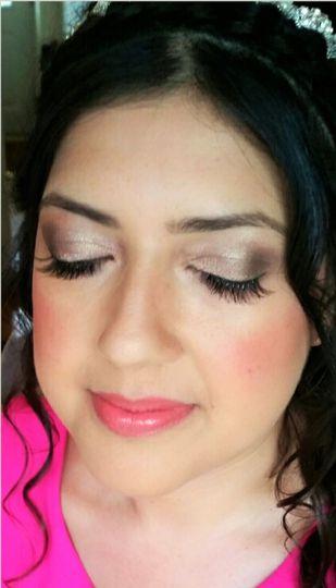 Brides makeup 4