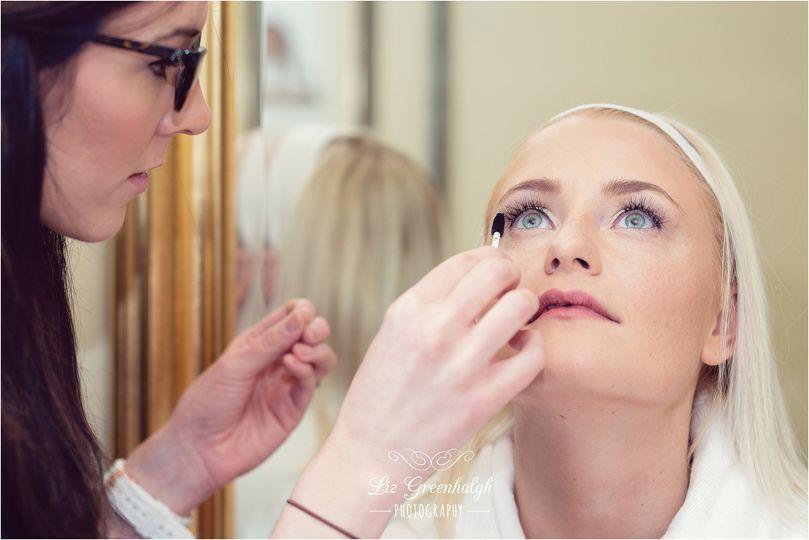 Brides Makeup 2