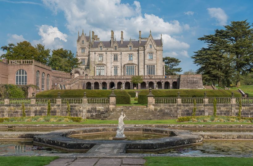 Lilleshall Hall From Lilleshall National Sports