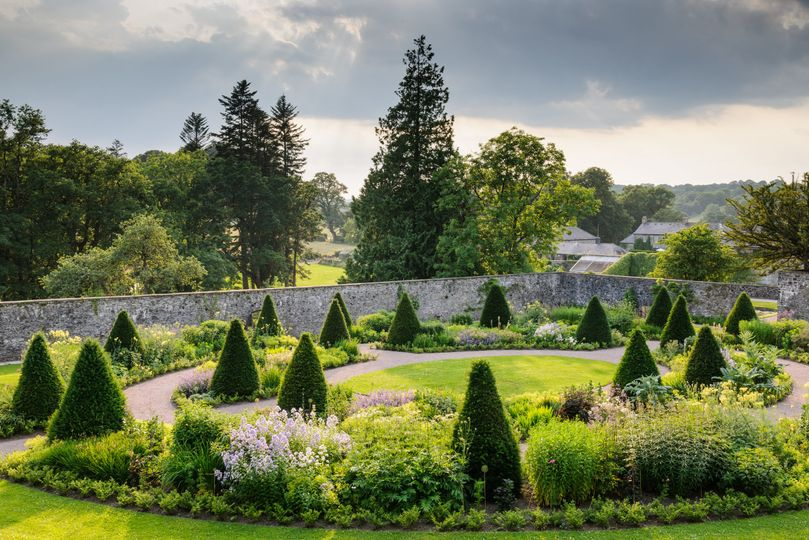 Upper Walled Garden