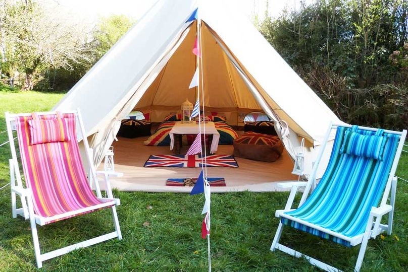 Great British Bell Tent & Great British Bell Tent from Cariad Canvas | Photo 16