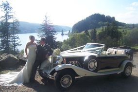 Heavenly Wedding Cars