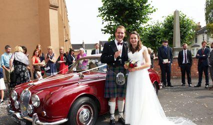 Wedding Cars Banbury 1