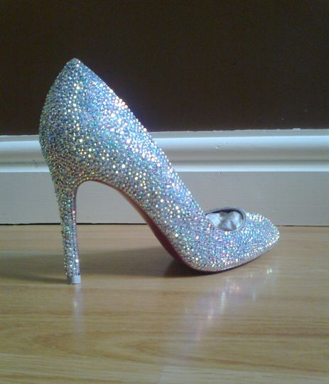 90dc8e49b6a Christian louboutin inspired from Crystal Shoes Designer Inspired ...