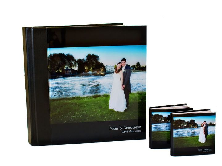 Digital Story Book Albums with Mini Albums