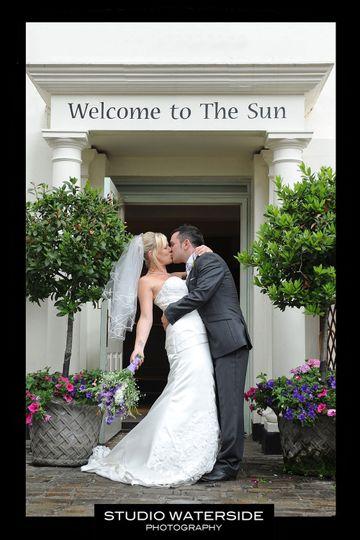 Hitchin Wedding