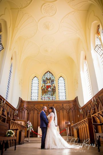 Hartlebury Castle Chapel
