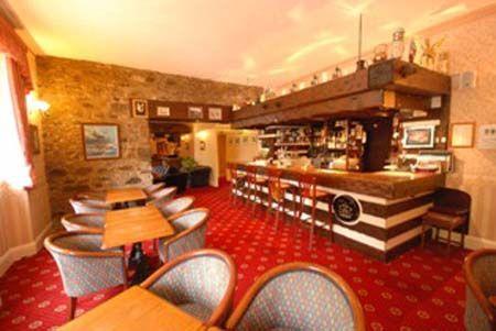 Fife Lodge bar