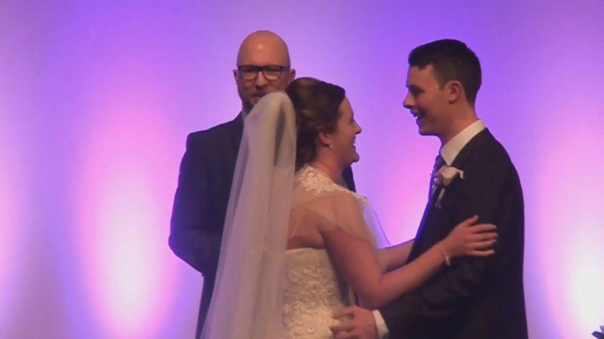 Matthew & Joanna's ceremony