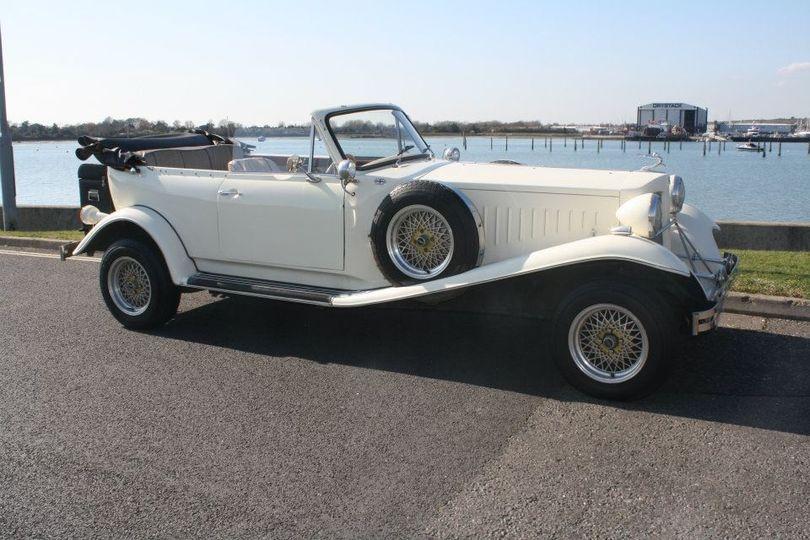 Dorset Wedding Car Hire