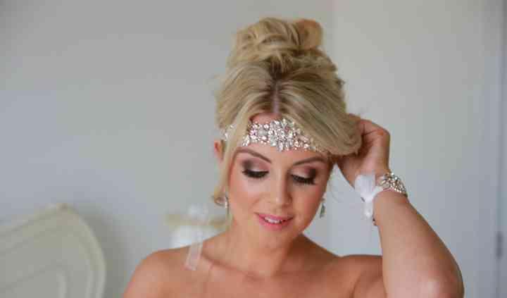 Crystal and Pearl Bridal