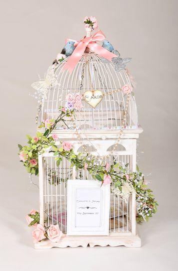 Birdcage Postbox