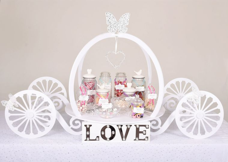 Candy Carriage