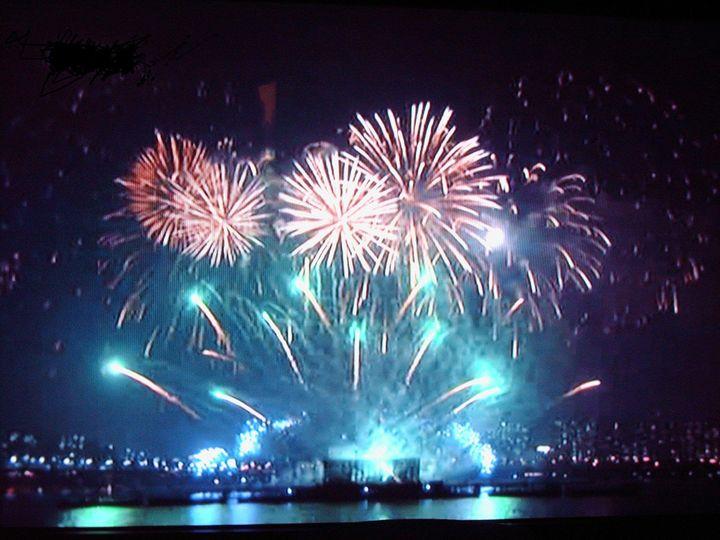Fireworks 2000