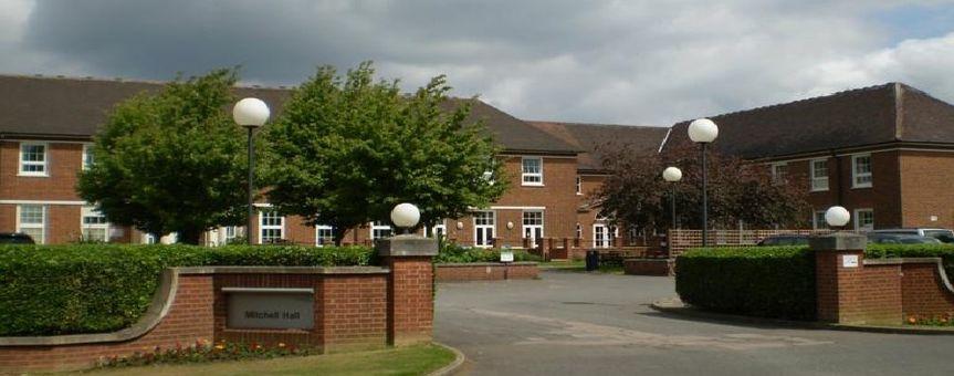 Mitchell hall