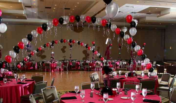 Beautiful Balloon Arches