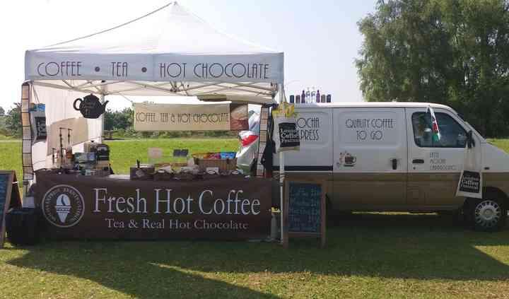 Mocha Express - Coffe and ice cream truck