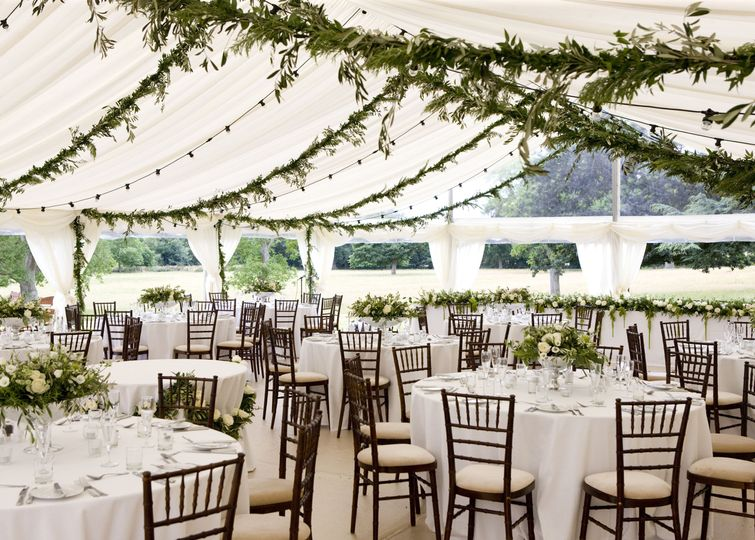Rustic Marquee
