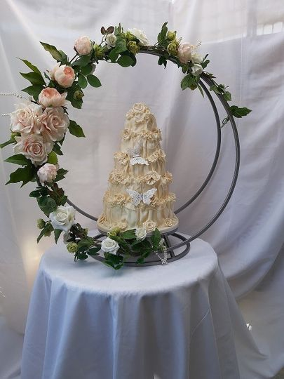 Cake Frame Stand