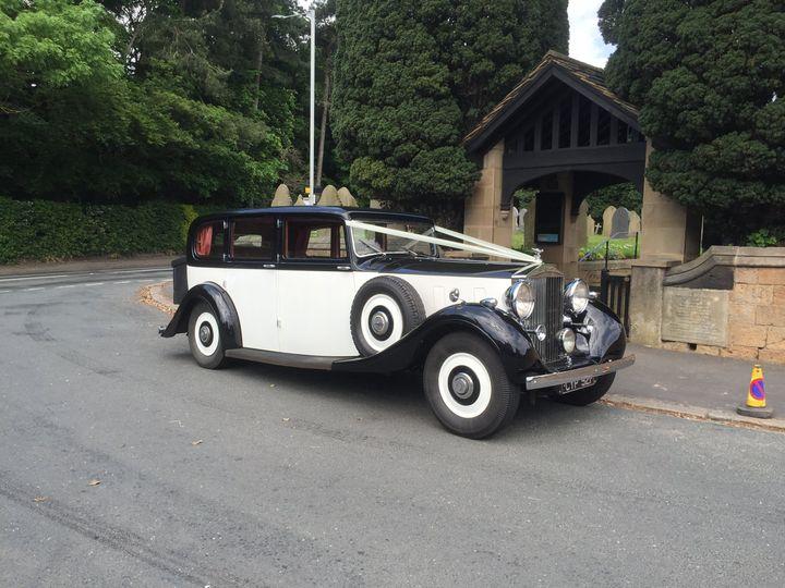 1936 Phantom Rolls Royce