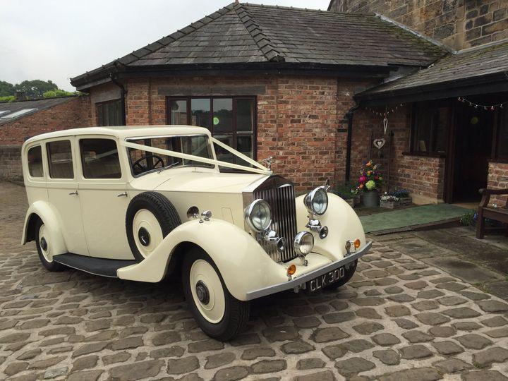 1935 Vintage Rolls Royce