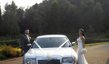 Affordable Wedding Cars