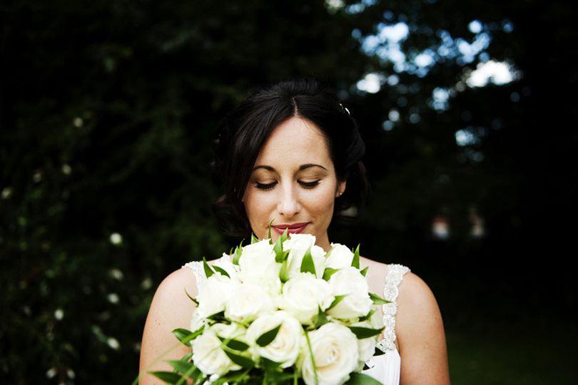 Bride Kirsty - Bridal Make Up Artist