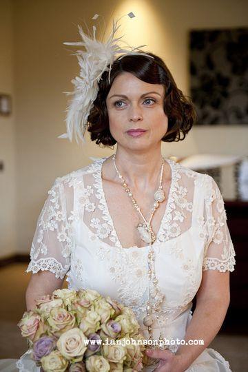 Bride Hayley - Wedding Make Up Packages