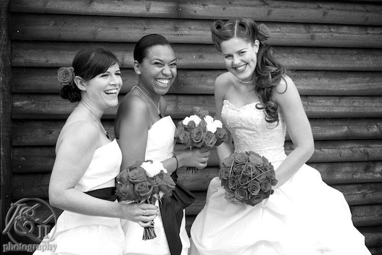 Bride Michelle - Wedding Make Up Looks