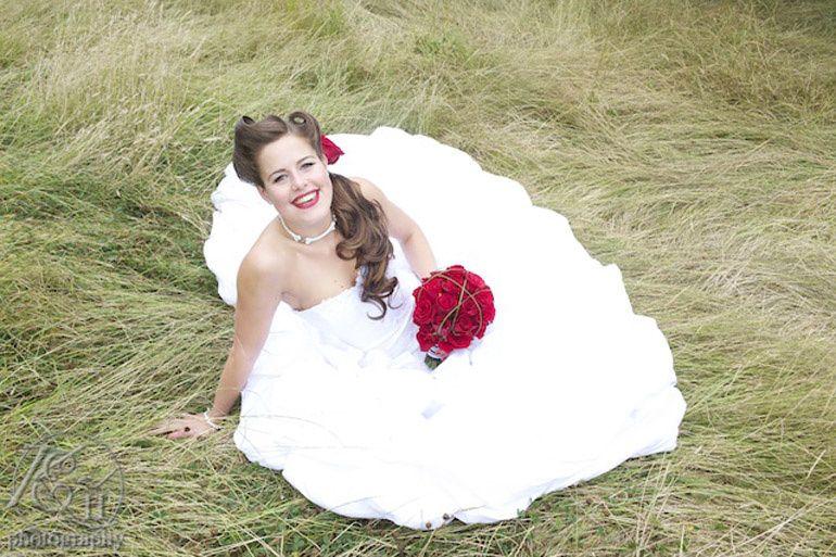 Bride Michelle - Wedding Make Up Artist